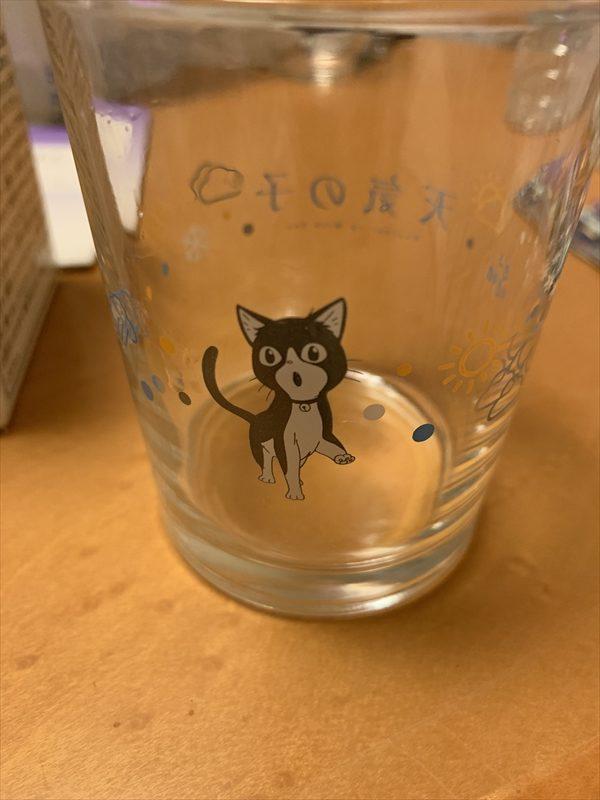 グラス:正面