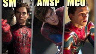 スパイダーマンをシリーズ別で紹介!全作視聴した僕が教えよう!